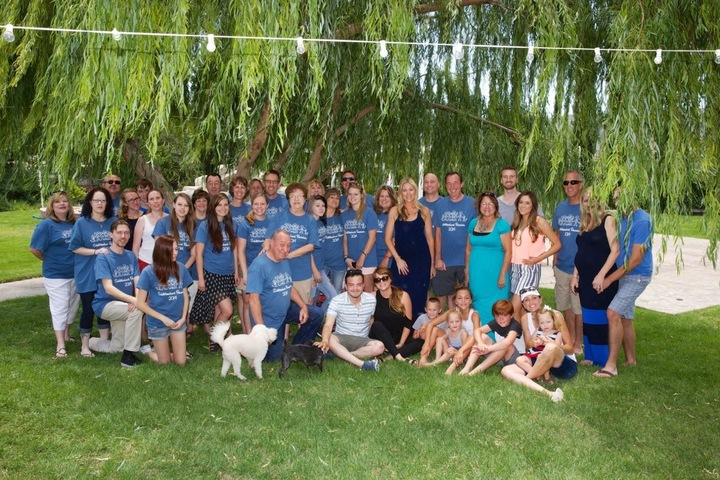 Schlittenhart Reunion 2014 T-Shirt Photo