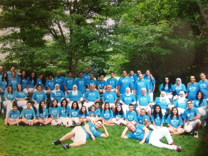 Abuhamda & Saad Family Reunion  T-Shirt Photo