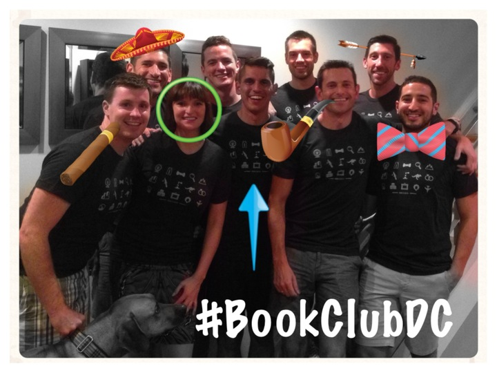 Book Club   Dc T-Shirt Photo