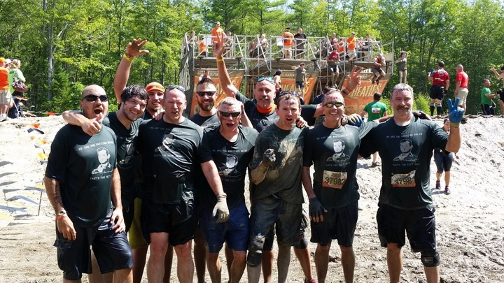 Wretched Refuse Tough Mudder 2014 T-Shirt Photo
