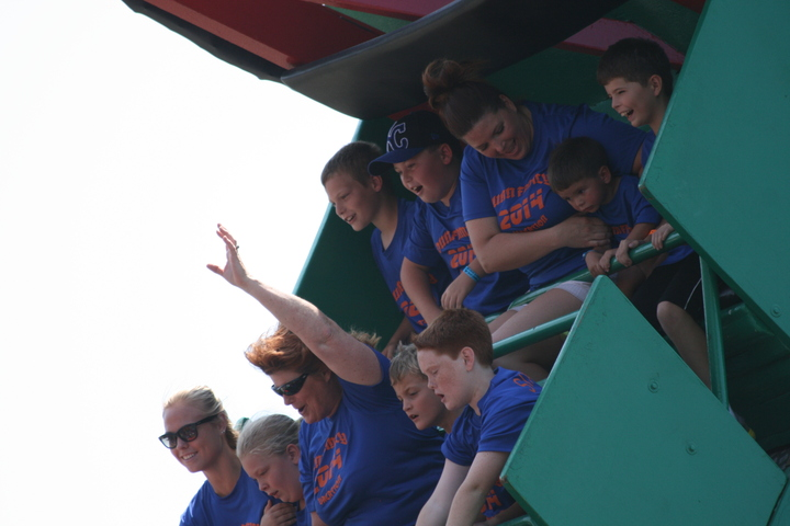 Fun At Six Flags' Joker Inc T-Shirt Photo