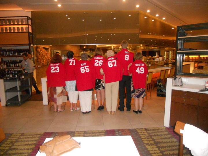 Mary's 65th T-Shirt Photo
