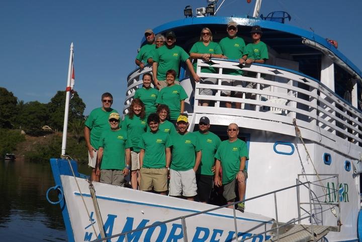 Brazil Mission Trip Team 2014 T-Shirt Photo