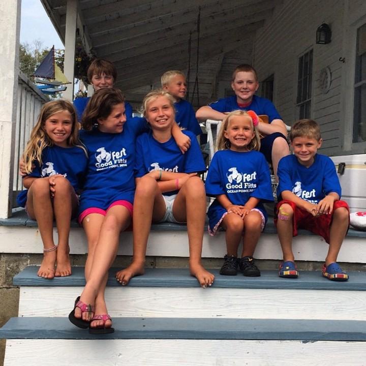 Cousins Lobster Fest T-Shirt Photo