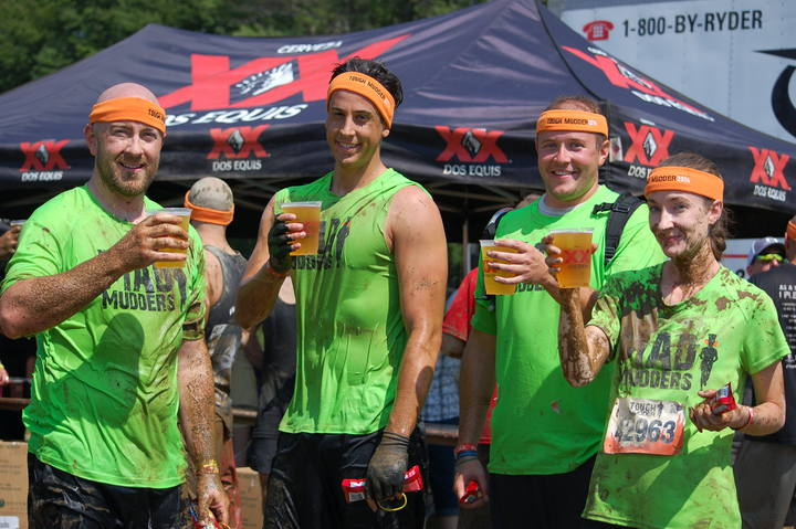 Mad Mudders T-Shirt Photo