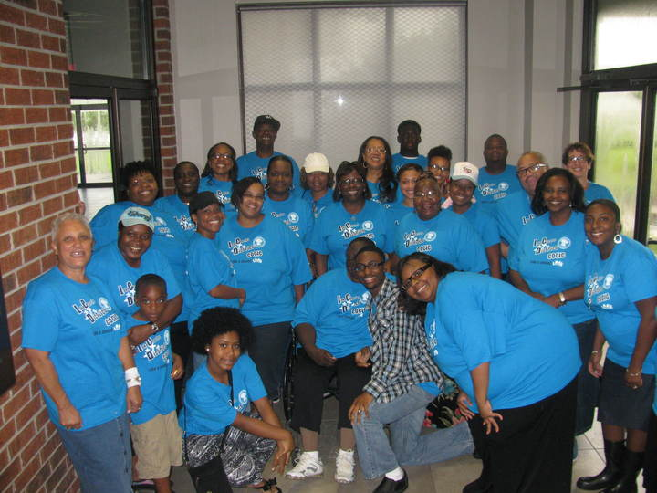 Lake Charles District Cogic T-Shirt Photo