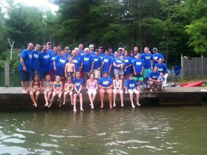 Harry's Hut Reunion 2014, Bolton Landing, Ny T-Shirt Photo