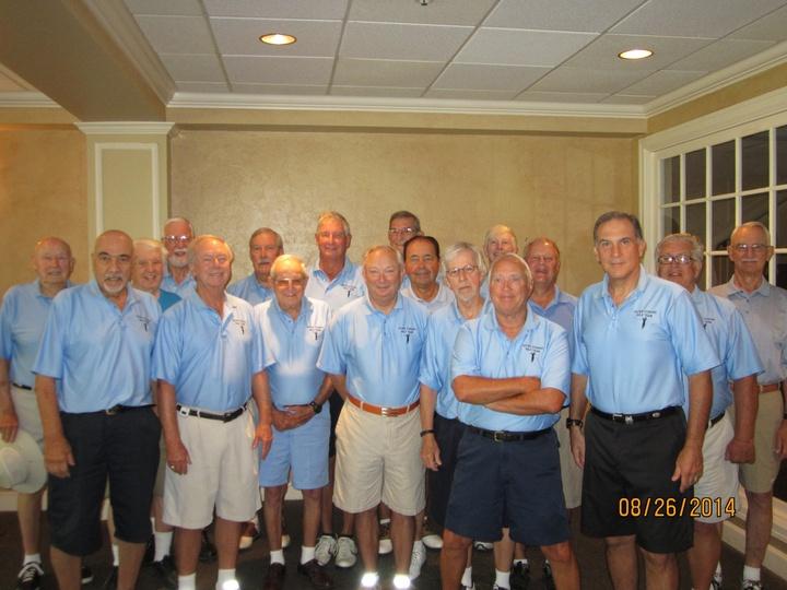 Silver Streaks Golf Team   Aka The Streakers! T-Shirt Photo
