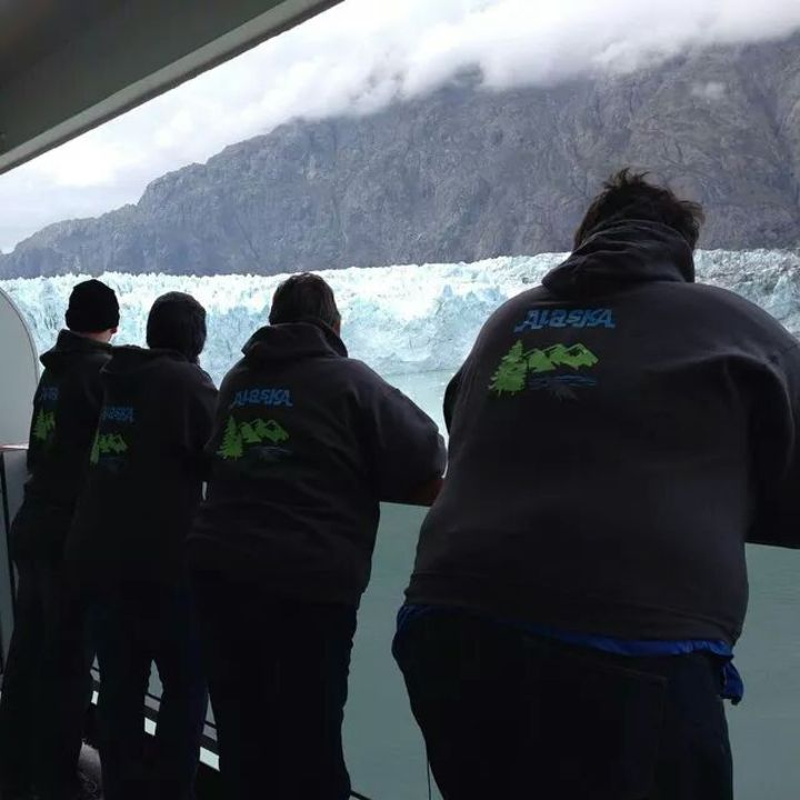 Magerie Glacier T-Shirt Photo