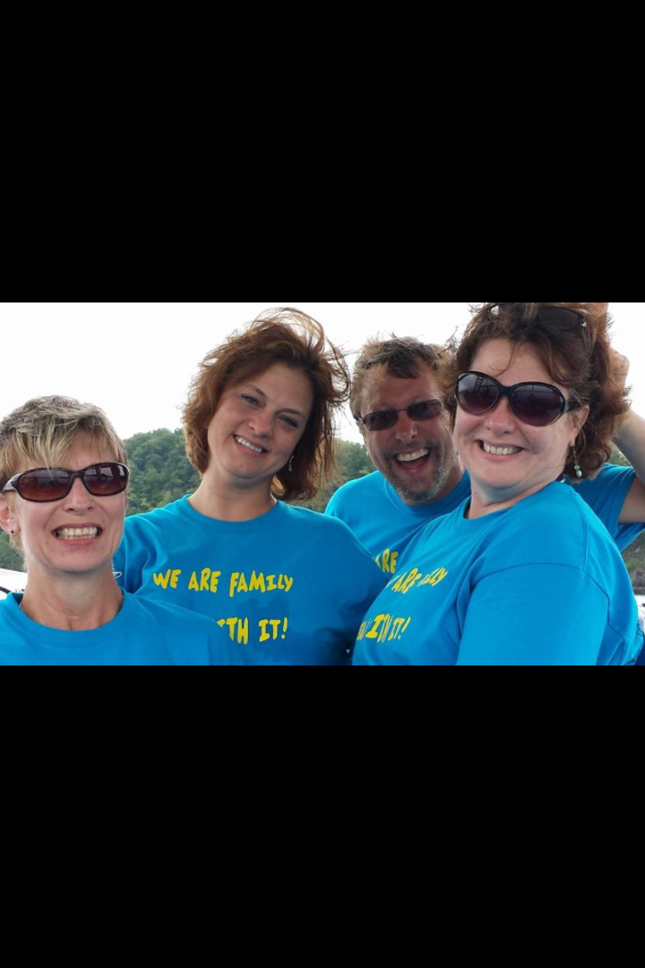 Carnes Family Reunion T-Shirt Photo