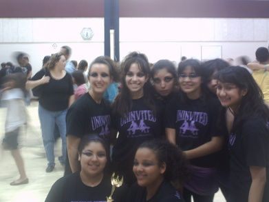Jjhs Winterguard T-Shirt Photo