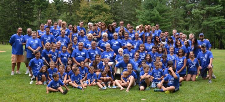 The Corso Family Picnic T-Shirt Photo