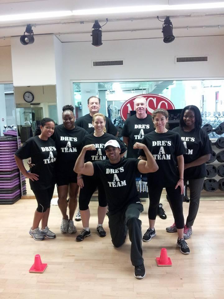 Dre's A Team T-Shirt Photo