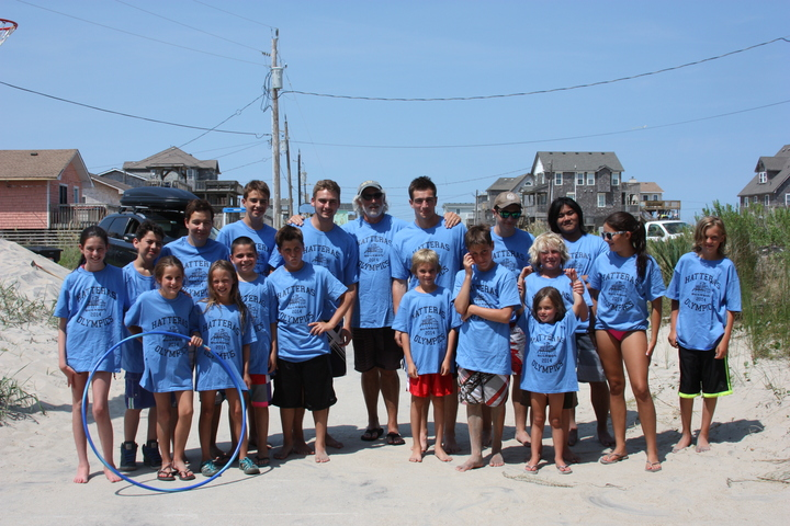 Hatteras Olympians T-Shirt Photo