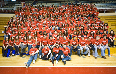St. John's Greeks   Greek Week 2008! T-Shirt Photo
