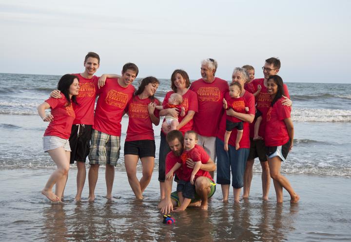 Everything's Beachy T-Shirt Photo