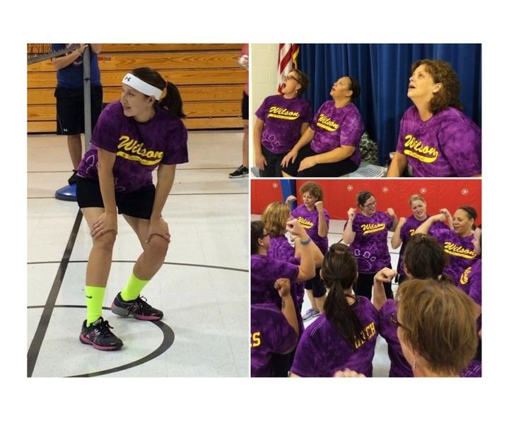 Wilson Volleyball T-Shirt Photo
