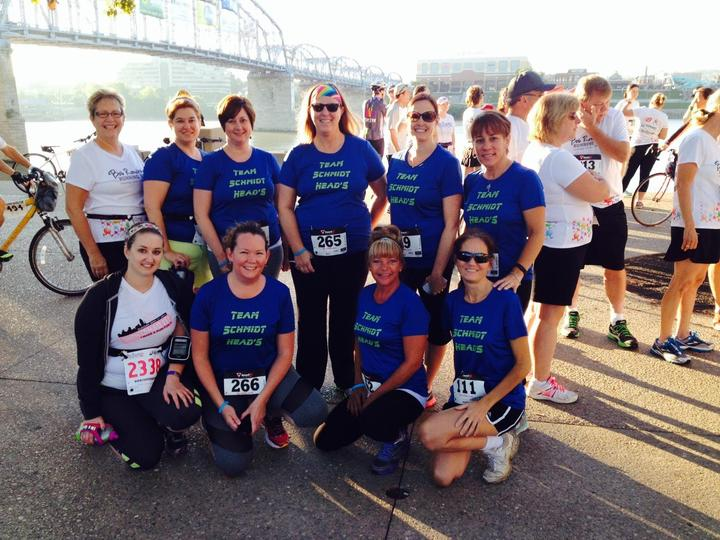 Sunflower Revolution Race For Parkinson's T-Shirt Photo