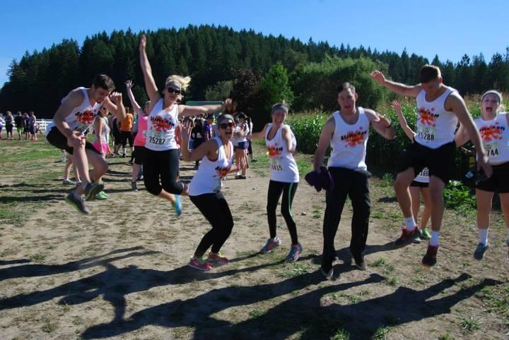 Slime Run Dream Team!  T-Shirt Photo