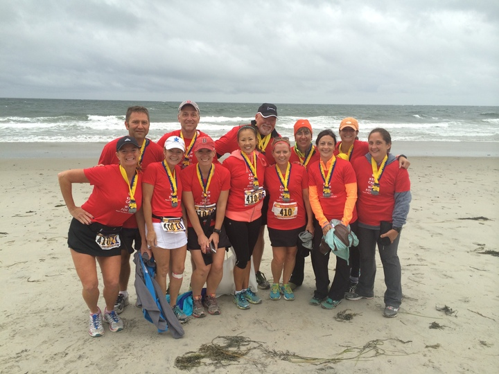 We Reached The Beach, Nh 2014 T-Shirt Photo