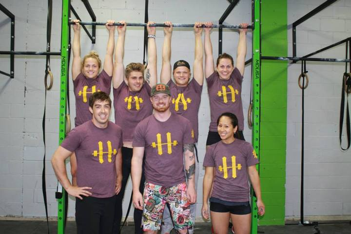 Victorious Team Hercules T-Shirt Photo
