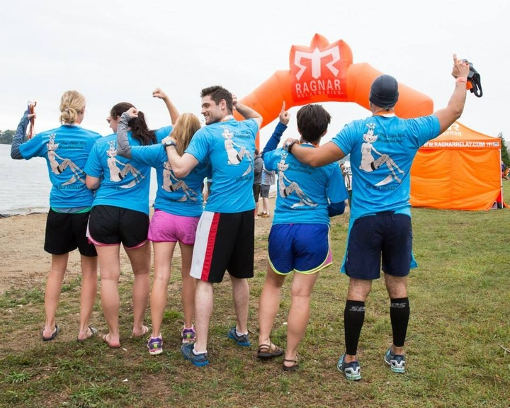 Team Go Sea Monkeys Conquers Ragnar Dc T-Shirt Photo
