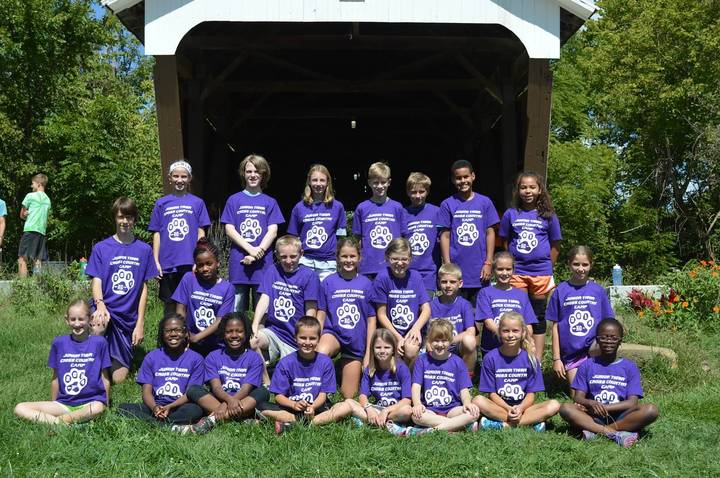 Jr Tiger Xc Camp T-Shirt Photo