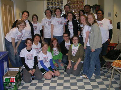 Day Of Silence 2008 T-Shirt Photo
