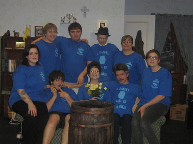 Mmcc Winter Comedy Cast & Crew T-Shirt Photo
