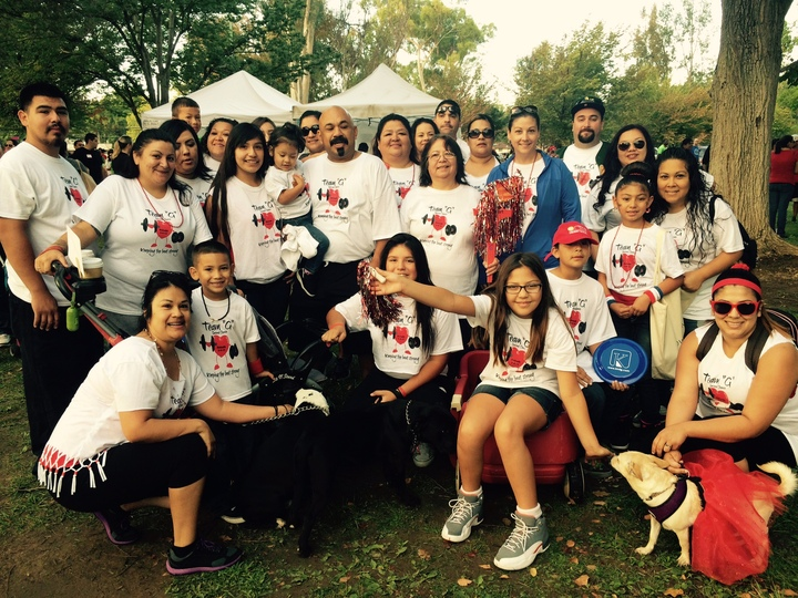 American Heart Association Walk T-Shirt Photo
