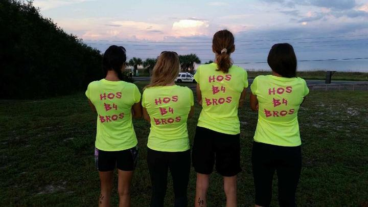 Team Hb4 B T-Shirt Photo
