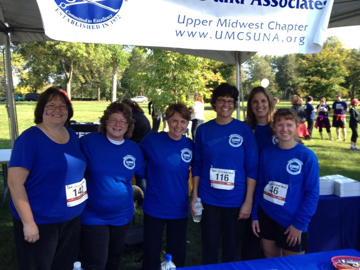 Prostate Cancer Run T-Shirt Photo