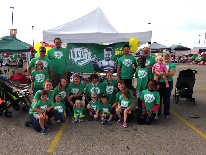 Buddy Walk 2014 / Columbus, Oh T-Shirt Photo