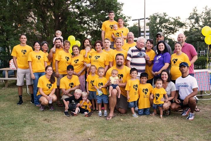 Team Baby Jack! T-Shirt Photo