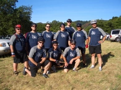 Tour De Cure Ride 2007 T-Shirt Photo