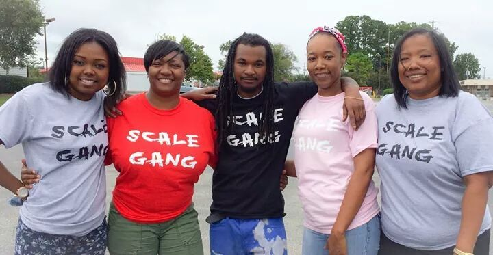Scale Gang Supporters T-Shirt Photo
