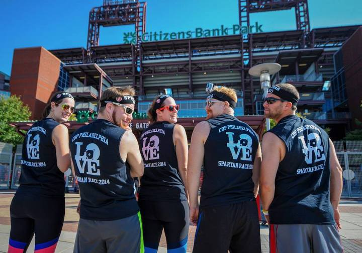 Cbp Spartan Up! T-Shirt Photo