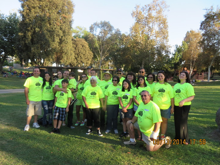 Canales Felix Family Reunion T-Shirt Photo