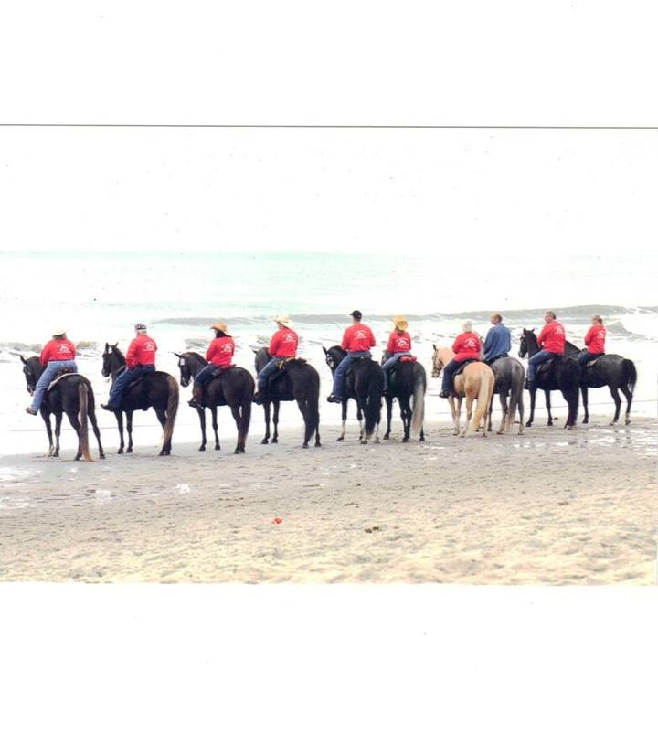 Ky Trail Riders, Do It On The Beach T-Shirt Photo