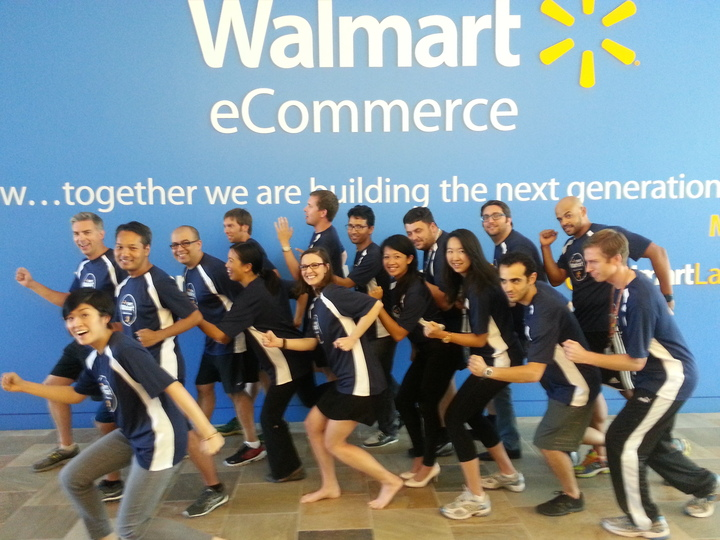 Go Team Ecommerce! T-Shirt Photo