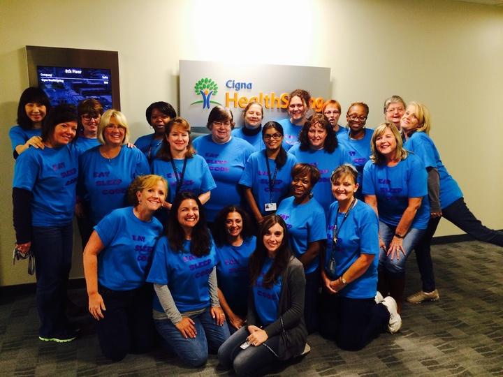 Pama Retrospective Coding Team 2014 T-Shirt Photo