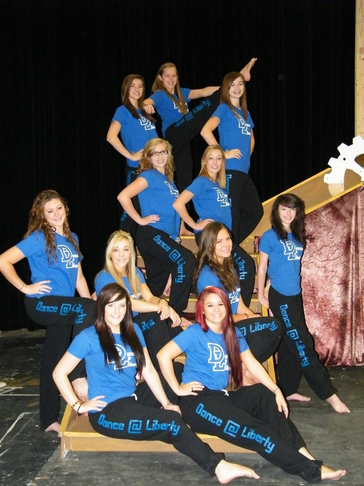We Love To Dance! T-Shirt Photo