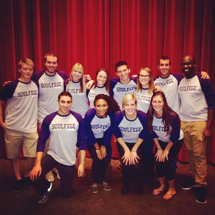 Lafayette College Soulfege T-Shirt Photo
