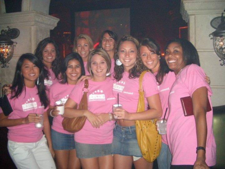 Laura's Bachelorette Party 2006 T-Shirt Photo