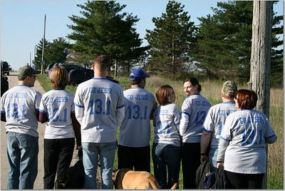 Our Backs T-Shirt Photo