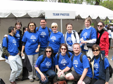 Unity Walk 2008 T-Shirt Photo