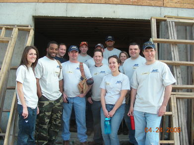 Habitat For Humanity T-Shirt Photo