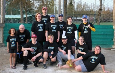Shake 'n Bake 2008 Team Photo T-Shirt Photo