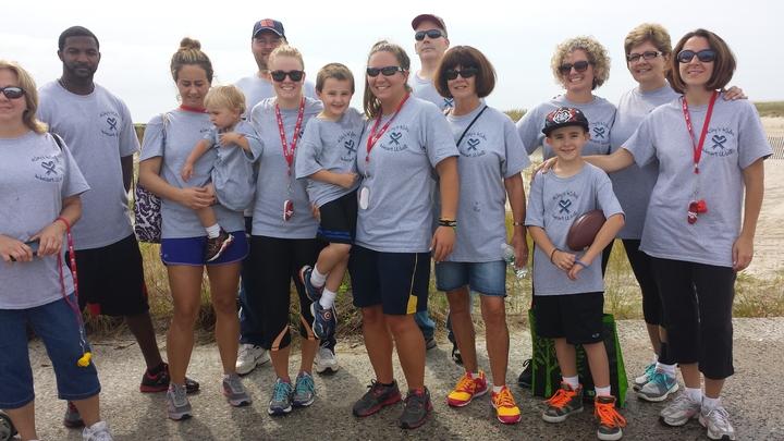 Heart Walk 2014. American Heart Association.  T-Shirt Photo