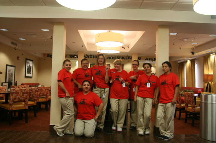 Intl Housekeeping Week T-Shirt Photo